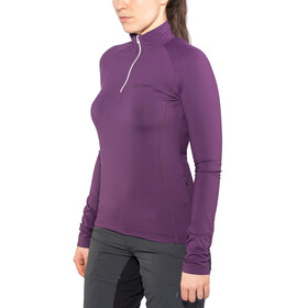 Gonso Antje Bike Jersey Longsleeve Women purple